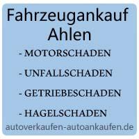 Fahrzeug Ankauf Ahlen
